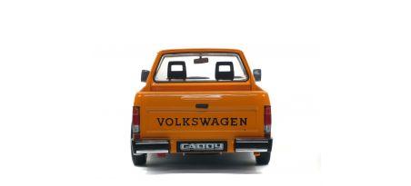 VOLKSWAGEN CADDY MK.1 – METALLIC ORANGE – 1982 | CARSNGO.FR