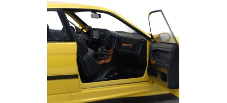BMW E36 COUPÉ M3 – JAUNE DAKAR – 1994   CARSNGO.FR