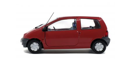 RENAULT TWINGO PH.1 – ROUGE CORAIL – 1993 | CARSNGO.FR