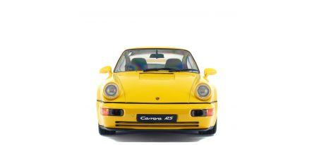 PORSCHE 911 (964) CARRERA 3.8 RS – JAUNE VITESSE – 1990 | CARSNGO.FR