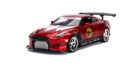 2009 NISSAN GTR R35 W/RED RANGER   CARSNGO.FR