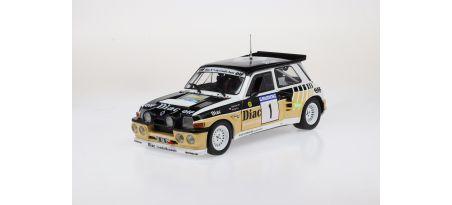 RENAULT 5 MAXI – RALLYE DU VAR – 1986   CARSNGO.FR