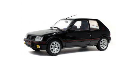 PEUGEOT 205 GTI 1.9L MK 2 – NOIR ONYX -1990   CARSNGO.FR
