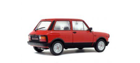 AUTOBIANCHI A112 MK.5 ABARTH – ROUGE – 1980 | CARSNGO.FR