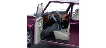 MINI COOPER SPORT – METALLIC PURPLE – 1997   CARSNGO.FR