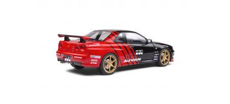 NISSAN SKYLINE GT-R (R34) – ADVAN DRIFT LIVERY – 1999 | CARSNGO.FR