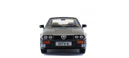ALFA ROMEO GTV6 – SILVER – 1984 | CARSNGO.FR