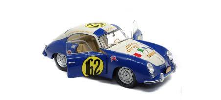 PORSCHE 356 PRÉ-A – CARRERA PANAMERICANA – 1953   CARSNGO.FR