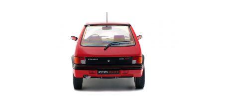 PEUGEOT 205 GTI 1.9L MK 1 – ROUGE VALLELUNGA -1988 | CARSNGO.FR