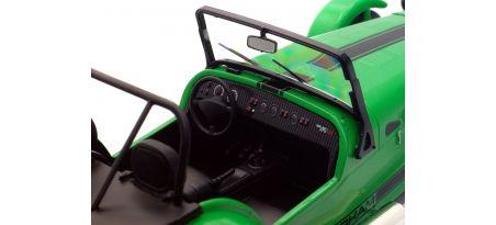 CATERHAM SEVEN 275R – GREEN METALLIC – 2014   CARSNGO.FR