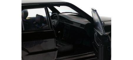 MERCEDES 190 EVO II (W201) – BLACK – 1990   CARSNGO.FR