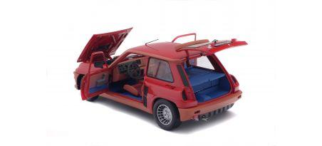 RENAULT 5 TURBO – ROUGE GRENADE – 1981   CARSNGO.FR