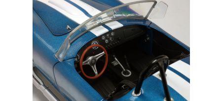 SHELBY COBRA 427 S/C – METALLIC BLUE – 1965 | CARSNGO.FR