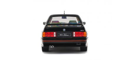BMW E30 SPORT EVO – BLACK – 1990 | CARSNGO.FR