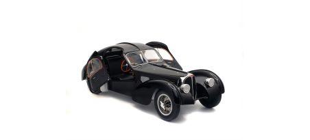 BUGATTI TYPE 57 SC ATLANTIC – BLACK – 1937 | CARSNGO.FR