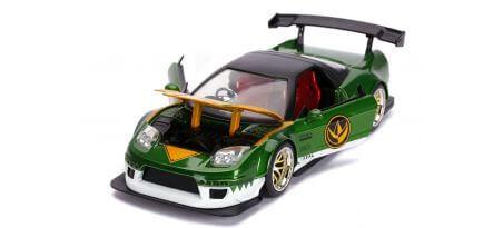2002 HONDA NSX TYPE R W/GREEN RANGER | CARSNGO.FR