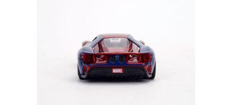 FORD GT SPIDERMAN | CARSNGO.FR