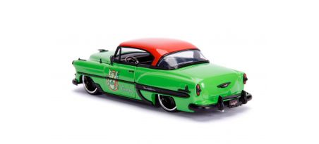 1953 CHEVY BEL AIR HARD TOP W/POISON IVY FIGURINE   CARSNGO.FR