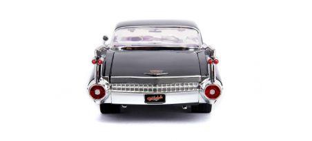 1959 CADILLAC W/CAT WOMAN FIGURINE   CARSNGO.FR