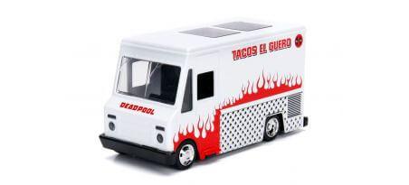 DEADPOOL FOODTRUCK   CARSNGO.FR