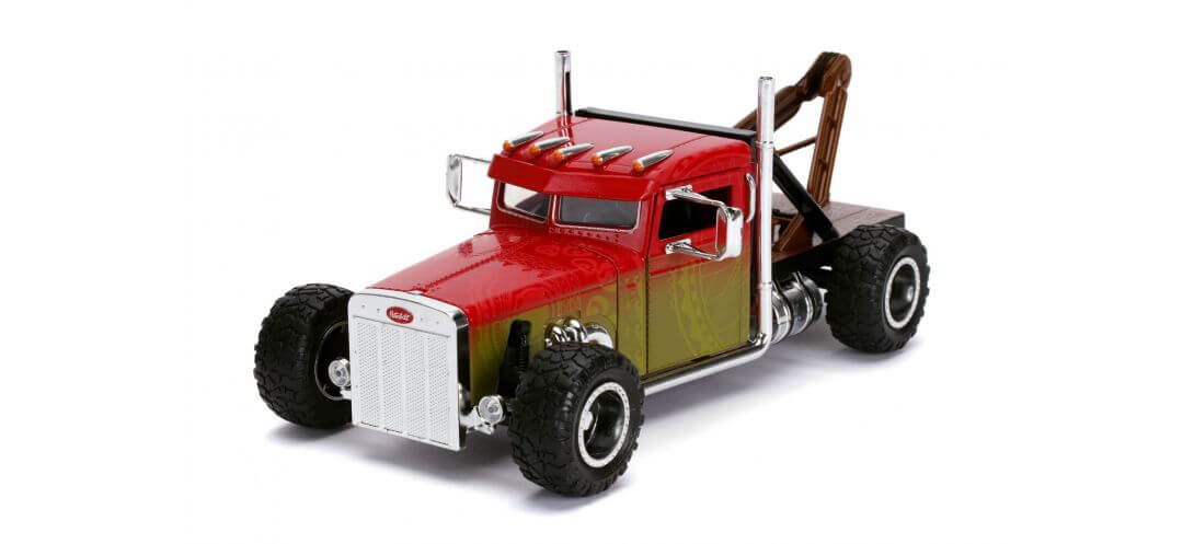 HOBBS AND SHAW CUSTOM TRUCK FAST and FURIOUS   CARSNGO.FR