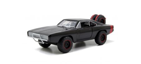 DOMS DODGE CHARGER OFF ROAD FAST and FURIOUS | CARSNGO.FR