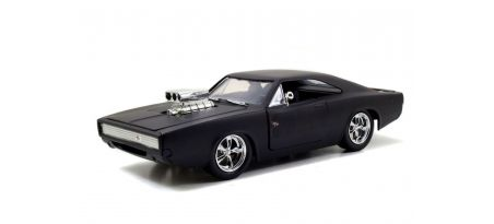 1970 DODGE CHARGER R/T FAST and FURIOUS | CARSNGO.FR