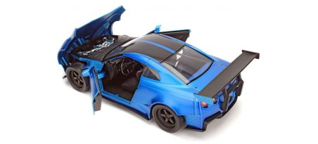 2009 NISSAN GT-R BEN SOPRA FAST and FURIOUS | CARSNGO.FR