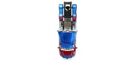 TRANSFORMERS OPTIMUS PRIME WESTERN STAR 5700 EX PHANTOM   CARSNGO.FR