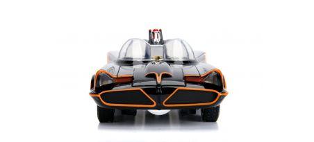 BATMOBILE - 66 BATMOBILE W/FIGURINES   CARSNGO.FR