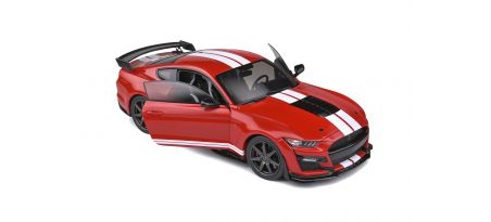 FORD MUSTANG GT500 FAST TRACK - RACING RED - 2020 | CARSNGO.FR