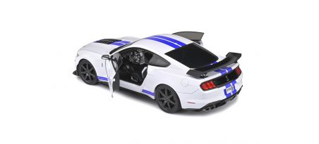 FORD MUSTANG GT500 FAST TRACK - OXFORD WHITE - 2020   CARSNGO.FR