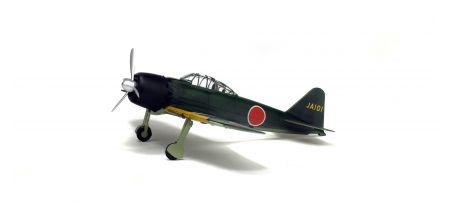 NAKAJIMA - A6M2 - JAPAN 1941   CARSNGO.FR