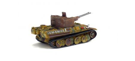 FLAKPANZER 341 COELIAN PROTOTYPE - GERMANY - 1945   CARSNGO.FR